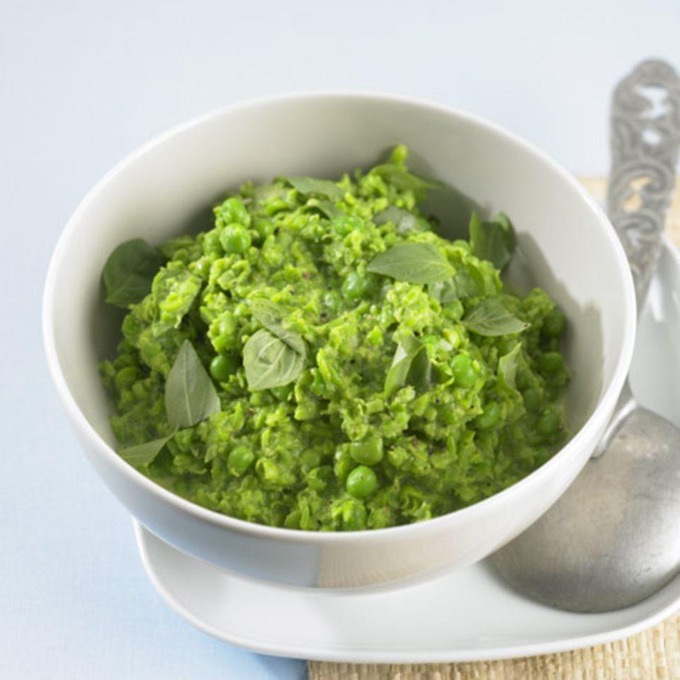 Rezepte: Pürees mit Gemüse