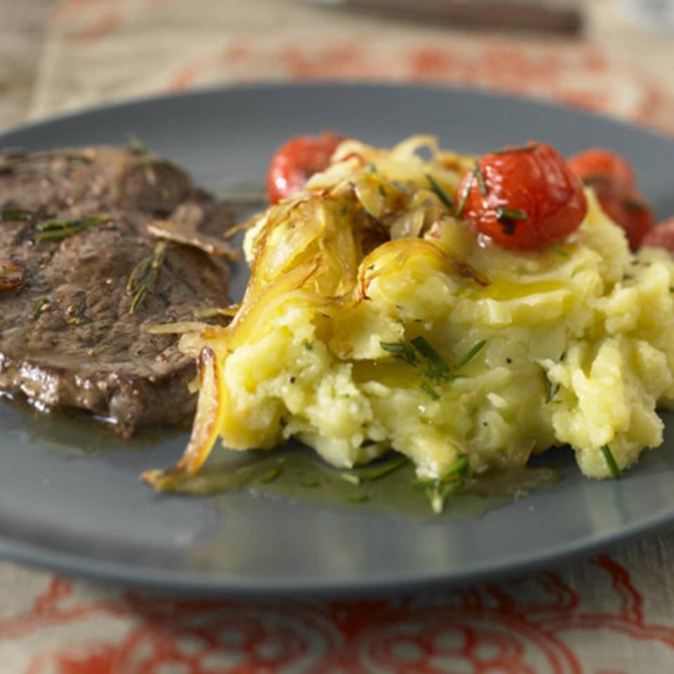 Kartoffel-Rosmarin-Stampf Rezept