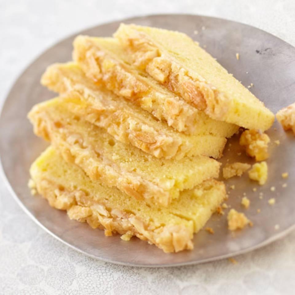 Schwedischer Toskakuchen Rezept