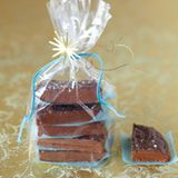 Whisky-Schokoladen-Fudge