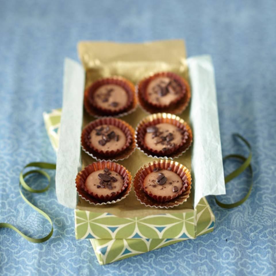 Bananen-Schokoladen-Fudge Rezept