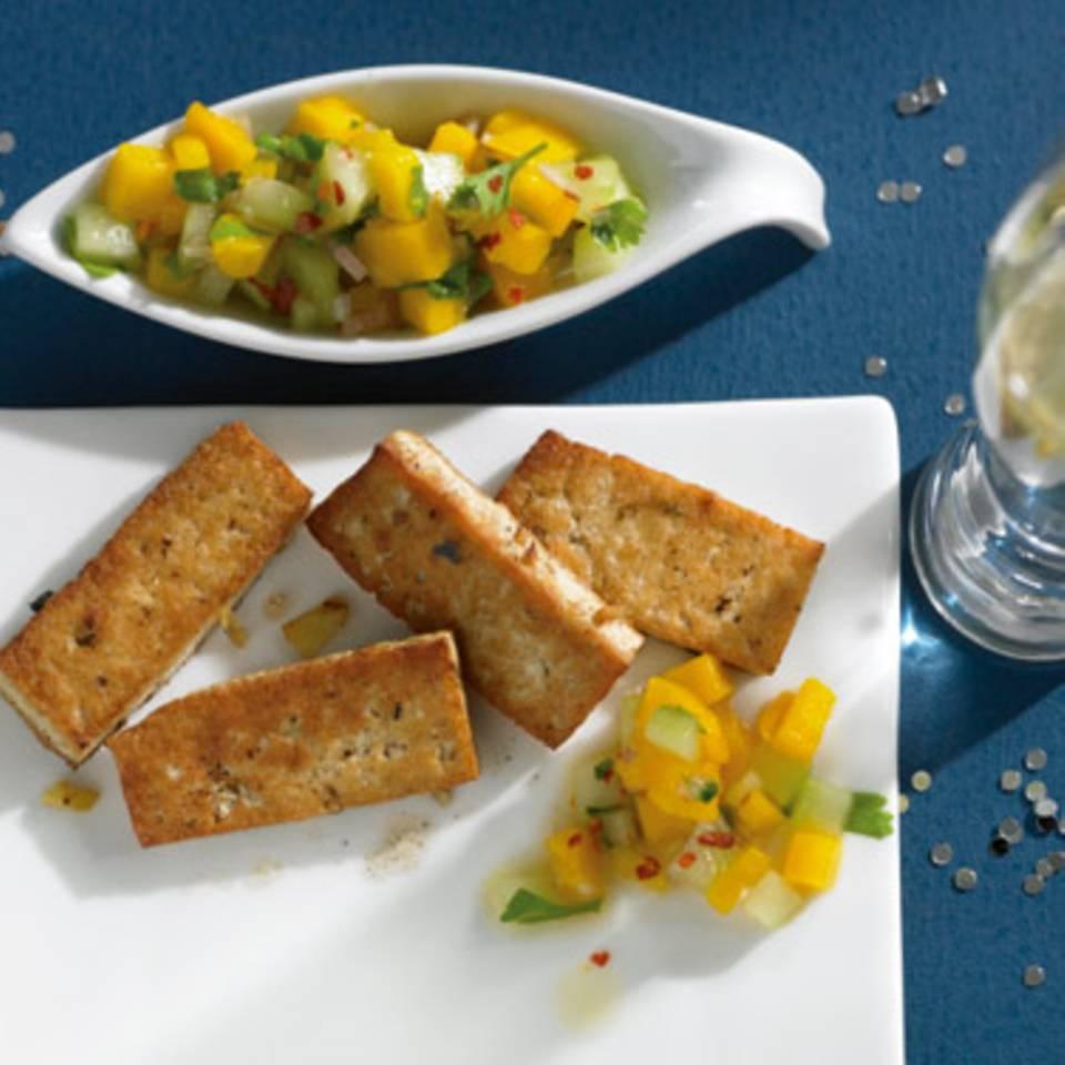 Mango-Gurken-Salsa Rezept