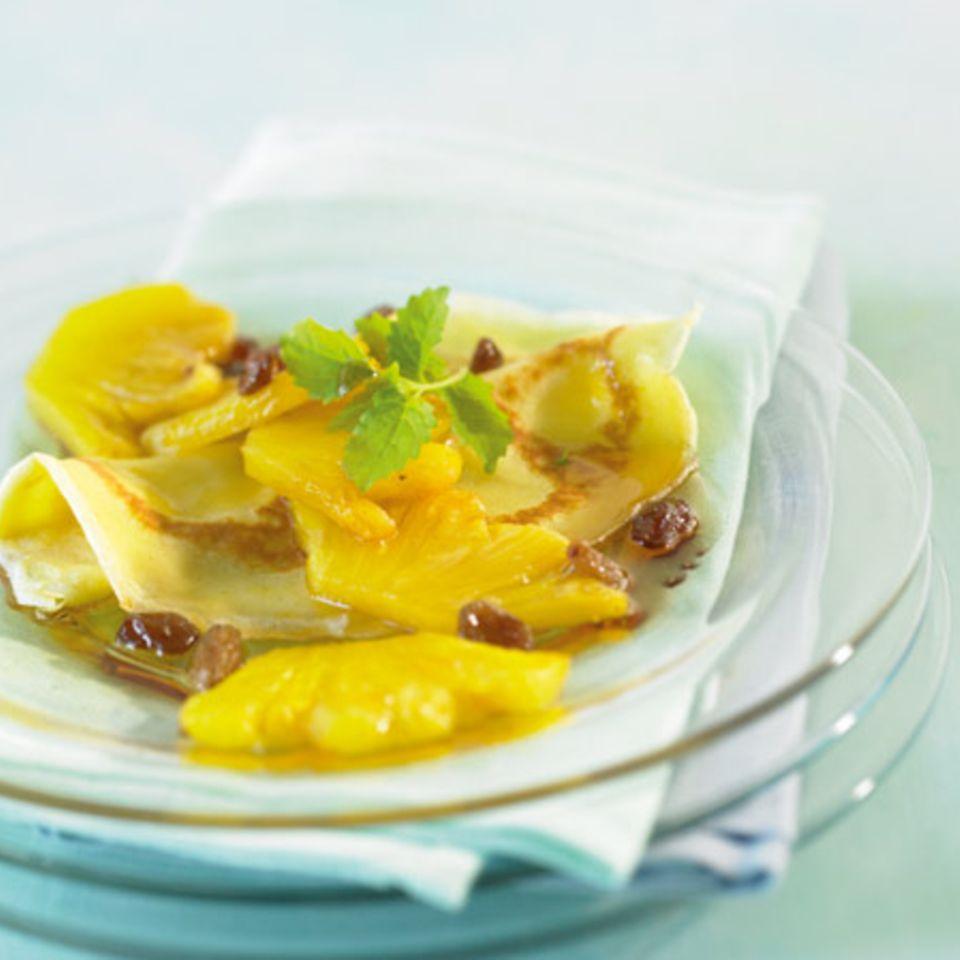 Rum-Ananas