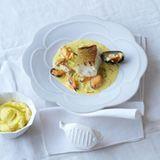 Kartoffel-Knoblauch-Püree