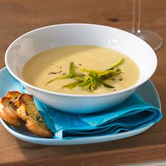 Lauchsuppe