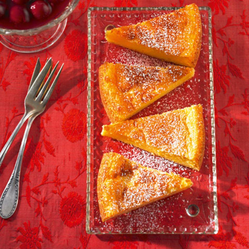 Süße Polentaecken