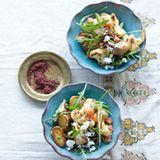 Kartoffel-Blumenkohl-Salat