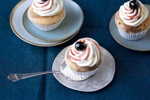 Gewürz-Cupcakes