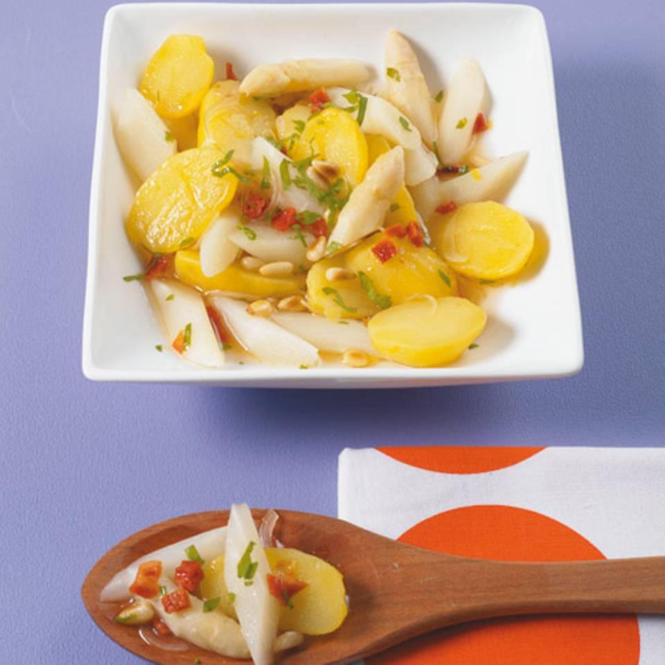 Spargel-Kartoffel-Salat Rezept
