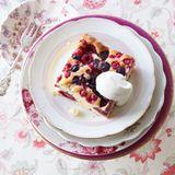 Beeren-Blechkuchen