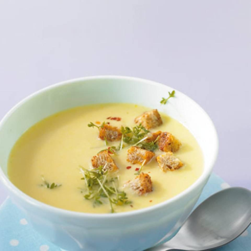 Maissuppe Rezept