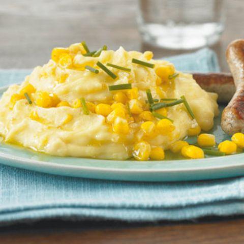 Mais-Kartoffel-Püree