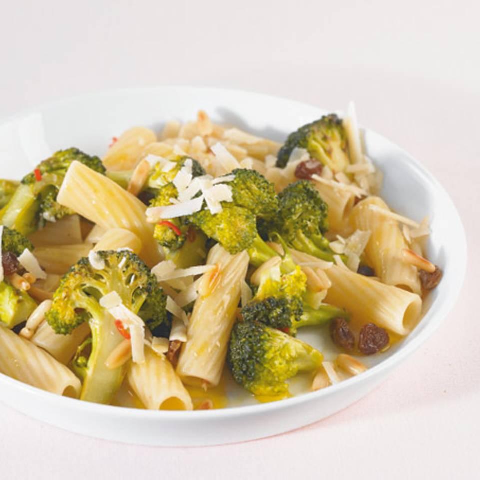 Brokkoli-Pasta Rezept