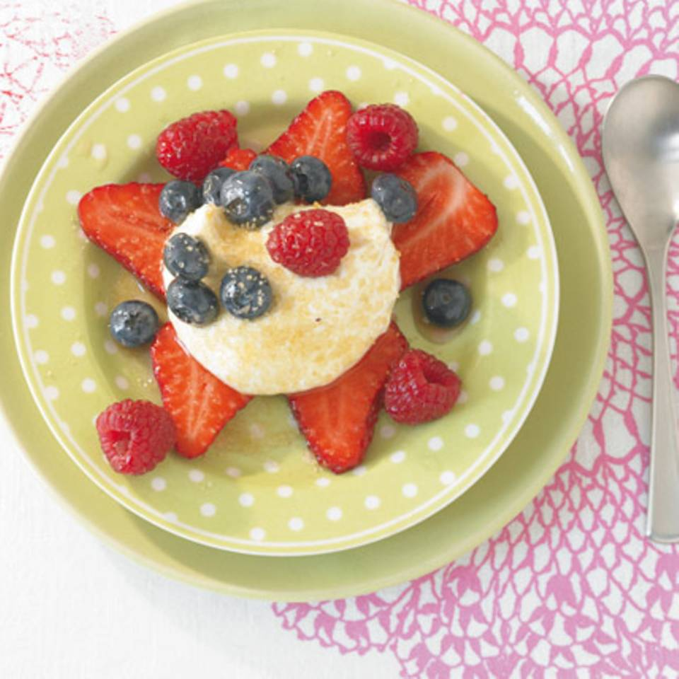 Joghurt-Mascarpone-Creme Rezept