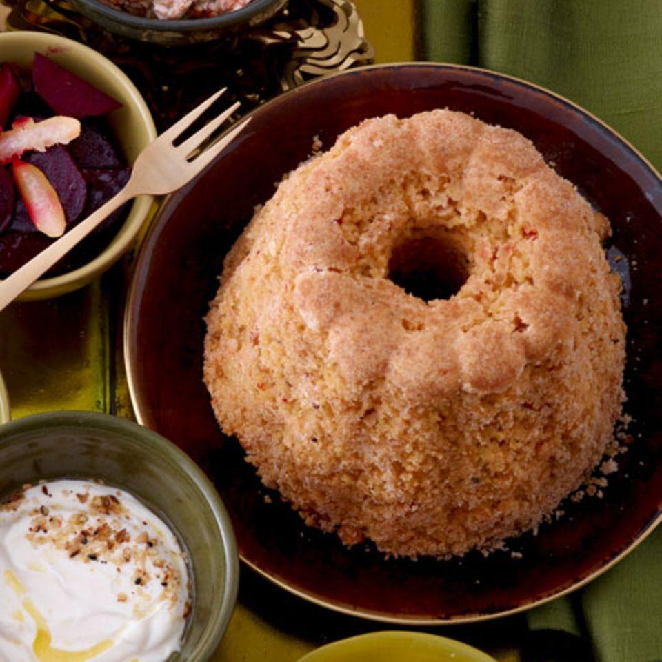 Couscous-Pudding