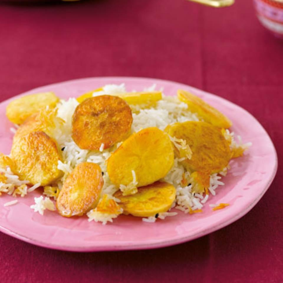 Persischer Reis Rezept