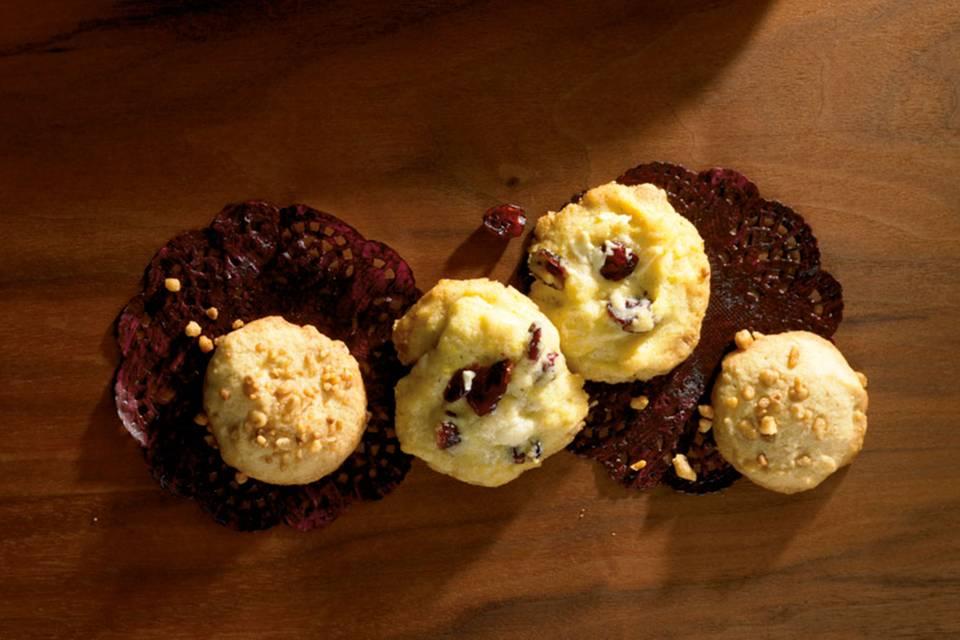 Weiße Schoki-Cookies Rezept