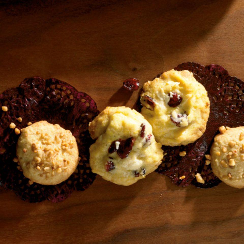 Krokant-Cookies
