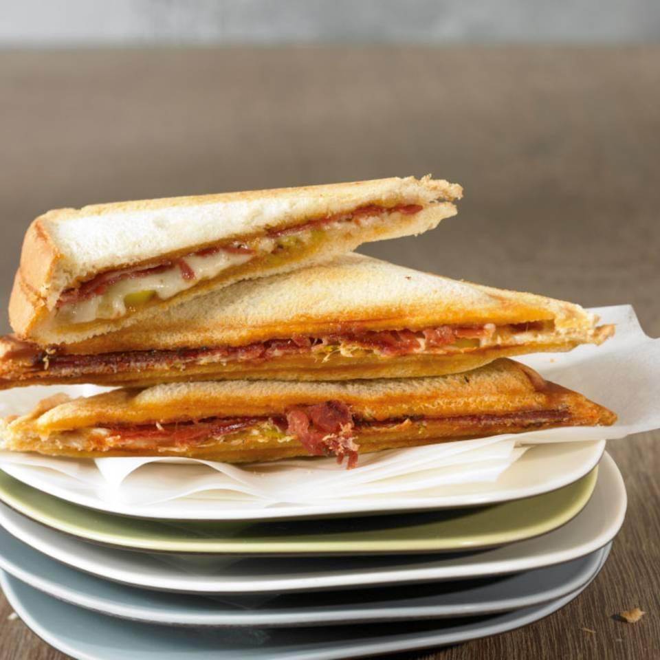 Spanisches Sandwich Rezept
