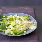 Caesar-Chicorée-Salat