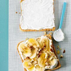 Bananen-Toast
