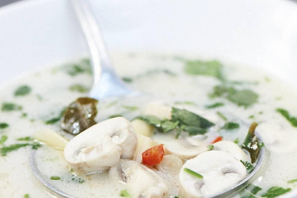 Thai-Suppe Rezept