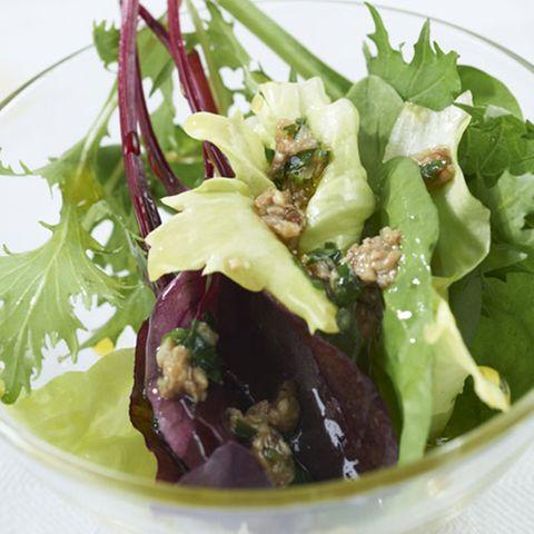 Rezepte mit Essig: Salatsaucen/ Vinaigrettes