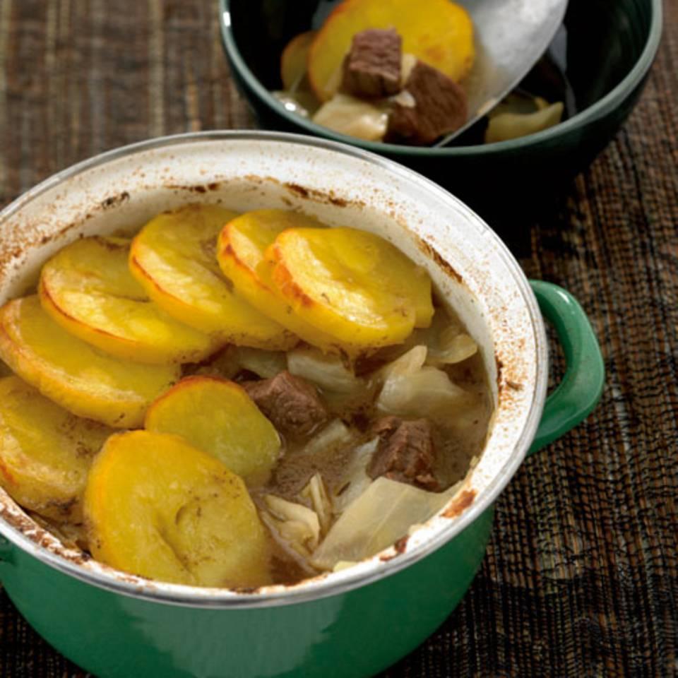 Lamm-Stew Rezept