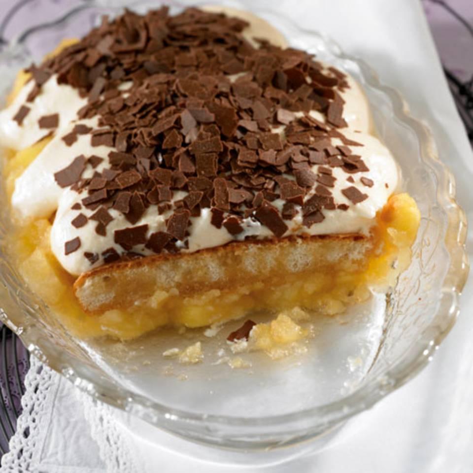 Apfel-Tiramisù Rezept
