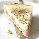 Rhabarber-Vanillecreme-Tarte