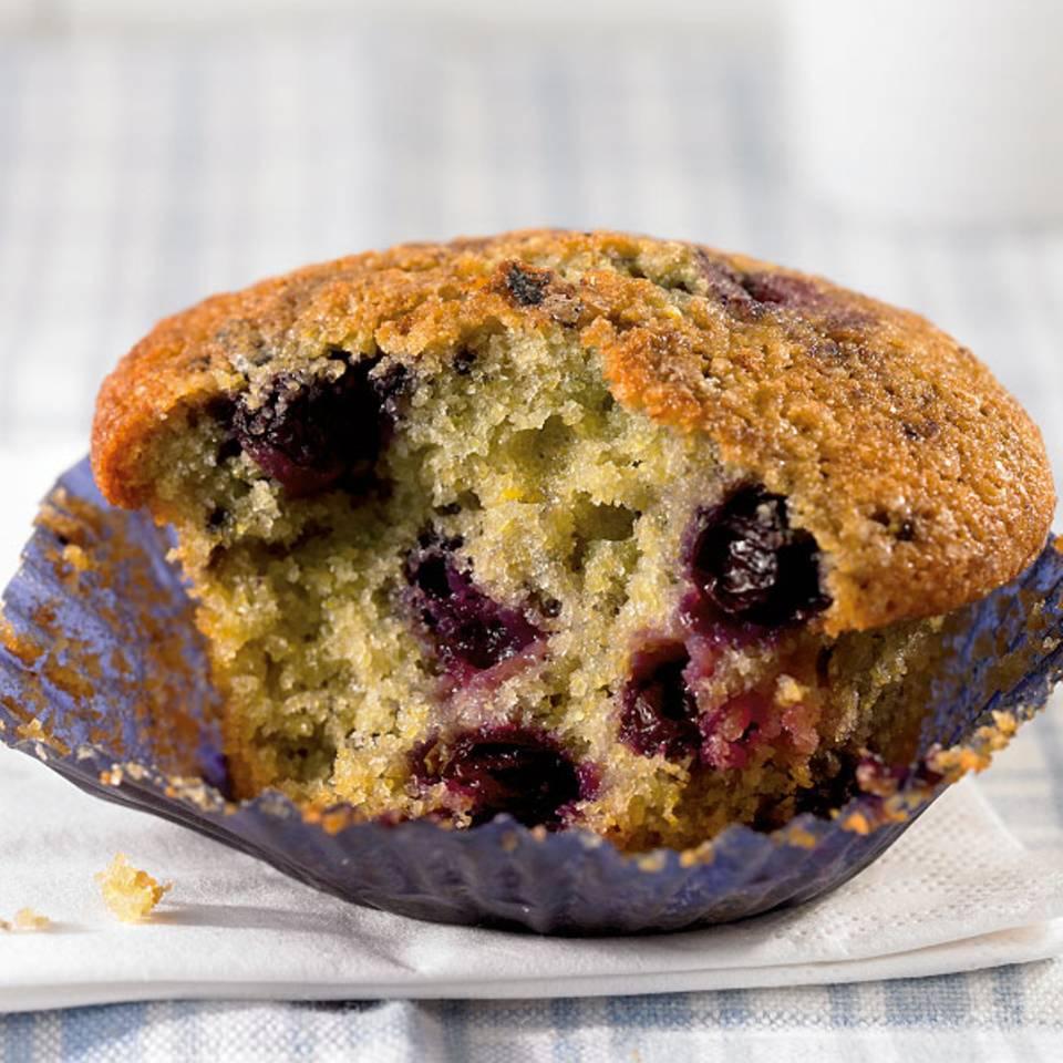 Blueberry-Muffins Rezept