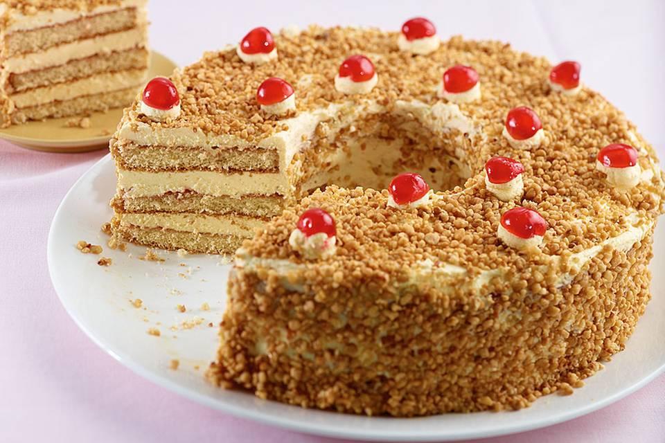 Frankfurter Torte Rezept