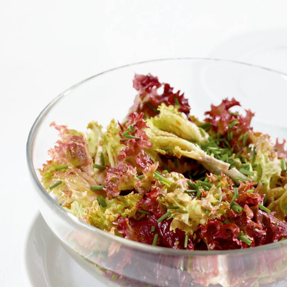 Roter Salat Rezept