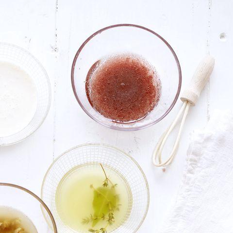 Himbeer-Traubenkern-Vinaigrette