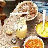 Pfeffer-Orangen-Sauce