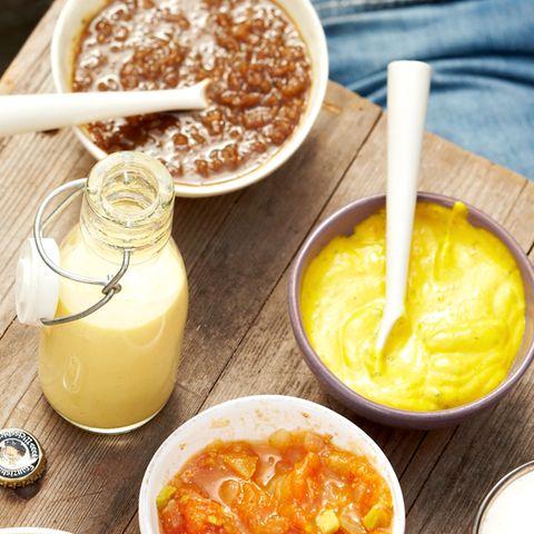 Kokos-Mango-Sauce