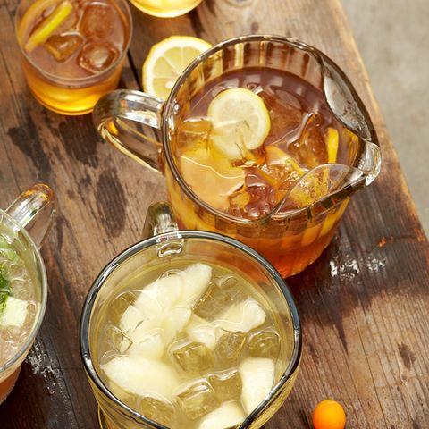Erfrischende Rezepte mit Tee