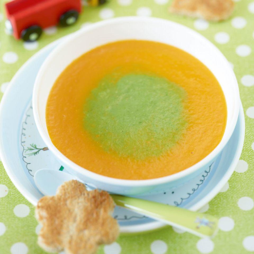 Suppen-Duett (Möhrensuppe)