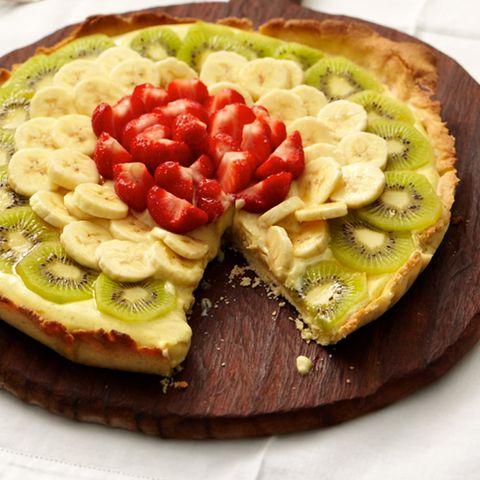 Crostata mit Früchten