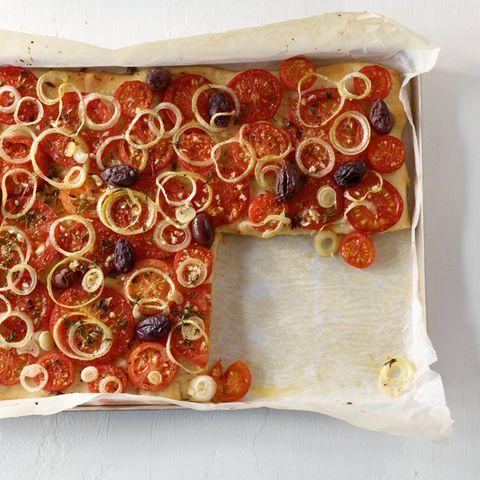Tomatenpizza