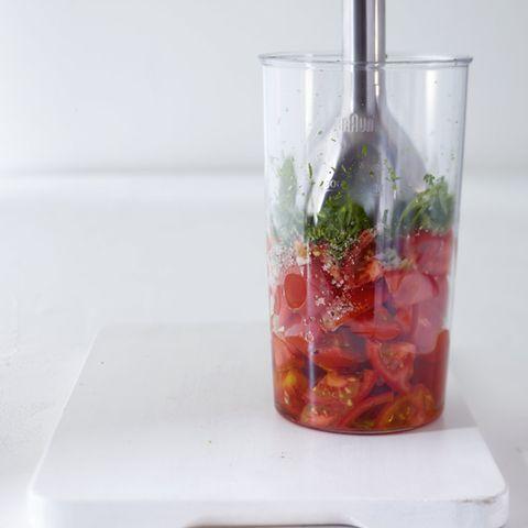 Kalte Tomatensauce
