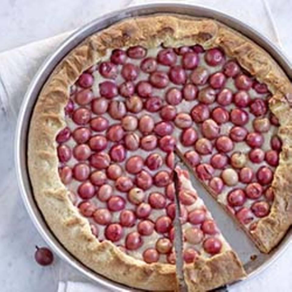 Stachelbeer-Marzipan-Kuchen Rezept