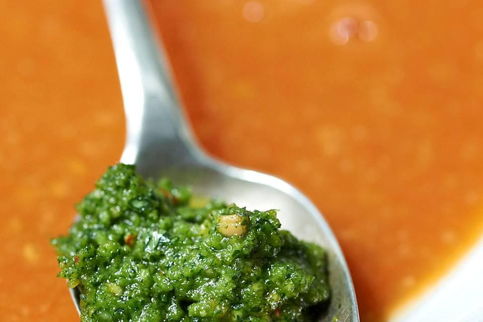 Thai-Pesto Rezept