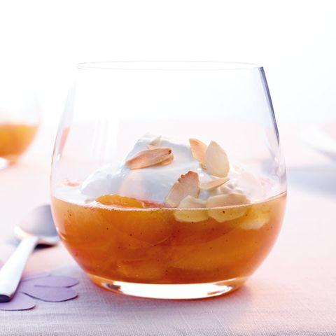 Aprikosengrütze