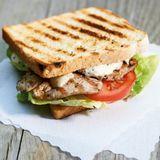 Filet-Sandwich