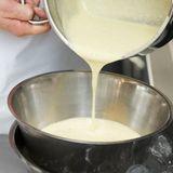 Vanillesauce (Grundrezept)