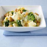 Blumenkohl-Broccoli-Salat