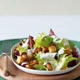 Pfifferling-Caesar-Salat