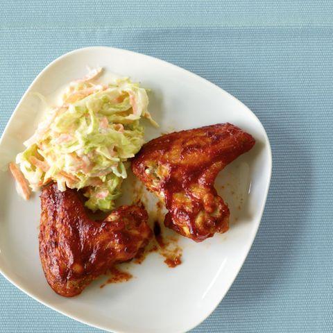 BBQ-Chickenwings