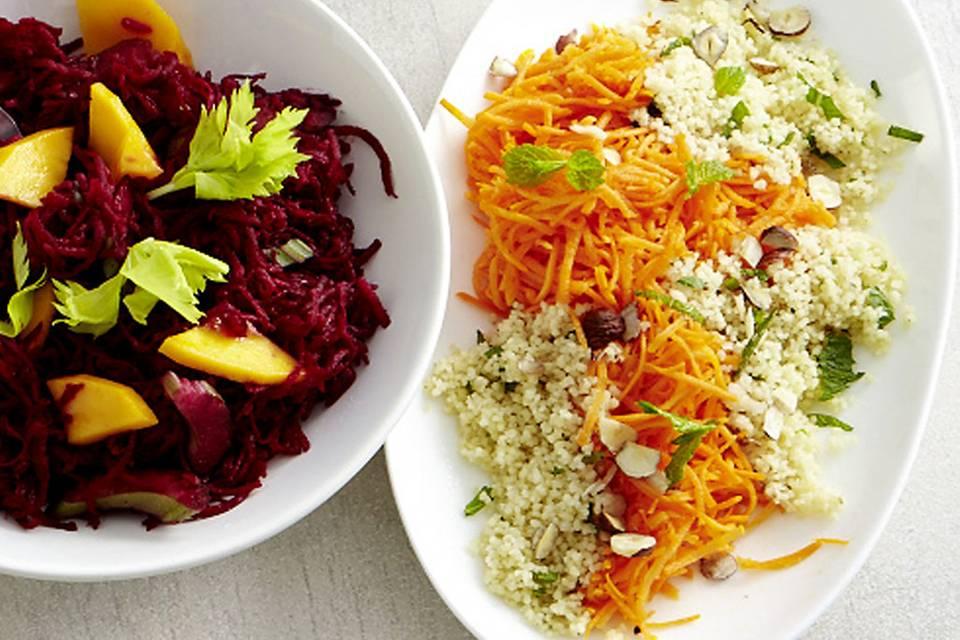 Couscous-Salat Rezept